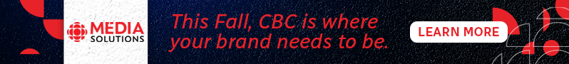 This Fall, CBC is where your brands need to be. Learn More