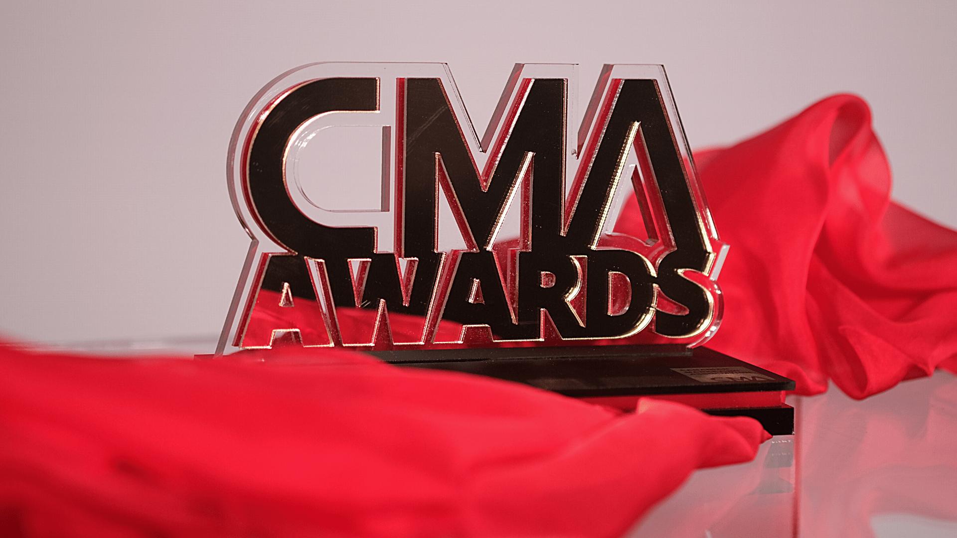 Trophy Header - CMA Awards